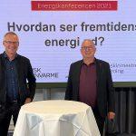 PRESSEMEDDELELSE: ENERGIKONFERENCE 2021- VEJEN MOD GRØN OMSTILLING